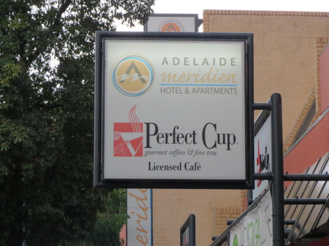 Perfect Cup Cafe, Adelaide