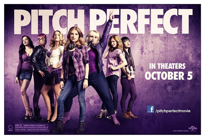 """pitch perfect movie review essay Movie review  the storytelling in the """"pitch perfect"""" movies boils down to a  formula a lot like the a cappella mash-ups the cast throws at us."""