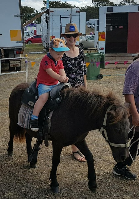 Pony rides, Toowoomba, show, children, activities