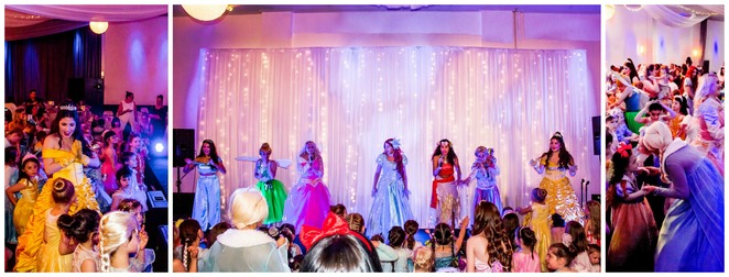 princess ball adelaide