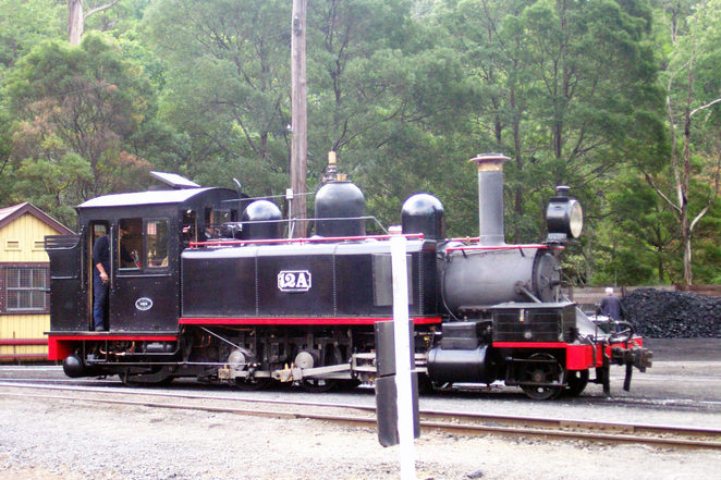 Puffing Billy, Emerald, music