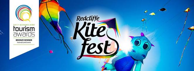 Redcliffe KiteFest 2018, Redcliffe Peninsula, whole weekend, Ultimate Kids Weekend, kites, international kite flyers, Kindred Main Stage, USC Kite Flying Arena, KiteFest After Dark, King Neptune, Sesame Lane KiteFest Kidz Zone, Quest Public Kite Flying Zone, Ocean Zone, Village Motors Bar & Grill, KiteFest Stadium, Flutters Fairy Land, hire mobility scooters, stilt walkers, Bubble Man, international cuisines, market stalls, tips to save money, DIY kite making, tips to beat long distance driving, accommodation, Moreton Bay Region Industry & Tourism, Moreton Bay Regional Council