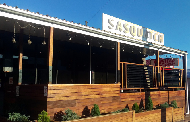 Sasquatch Bar in Chermside