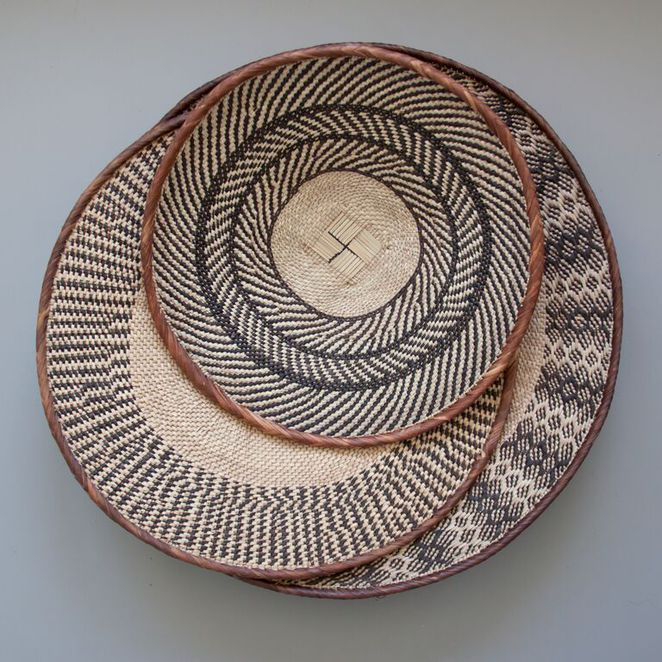 Some of the woven mats