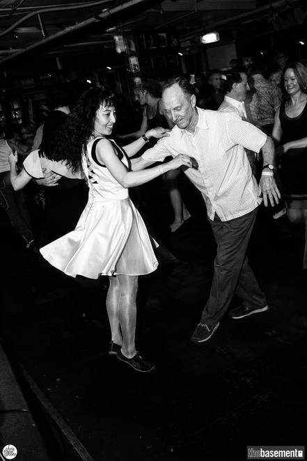 Swing Tuesdays At The Basement, The Basement, Swing Dancing, Swing Dance Lessons, Dance Lessons, Jazz, Swing Brass Band