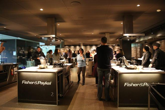 Sydney Fish Markets, Spanish food, Cooking school, Sydney Seafood School, Pyrmont