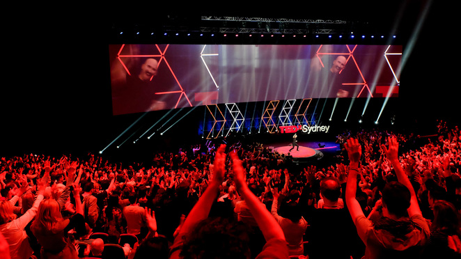 TEDxSydney 2018, community event, fun things to do, educational, international convention centre sydney, icc sydney, witness ideas, into the future, be inspired, talks, workshops, listen and learn