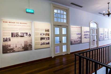 The Arts House, Old Parliament, Singapore Heritage Building