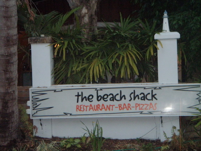 the beach shack port douglas