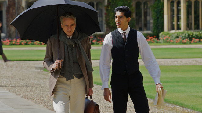 The Man Who Knew Infinity, British Film Festival, Palace Cinemas