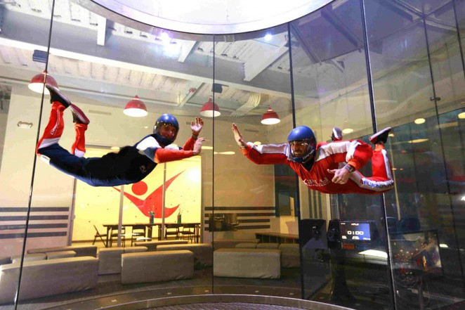 things to do in sydney, indoor skydiving nsw, indoor skydiving sydney, skydiving, indoor activities sydney