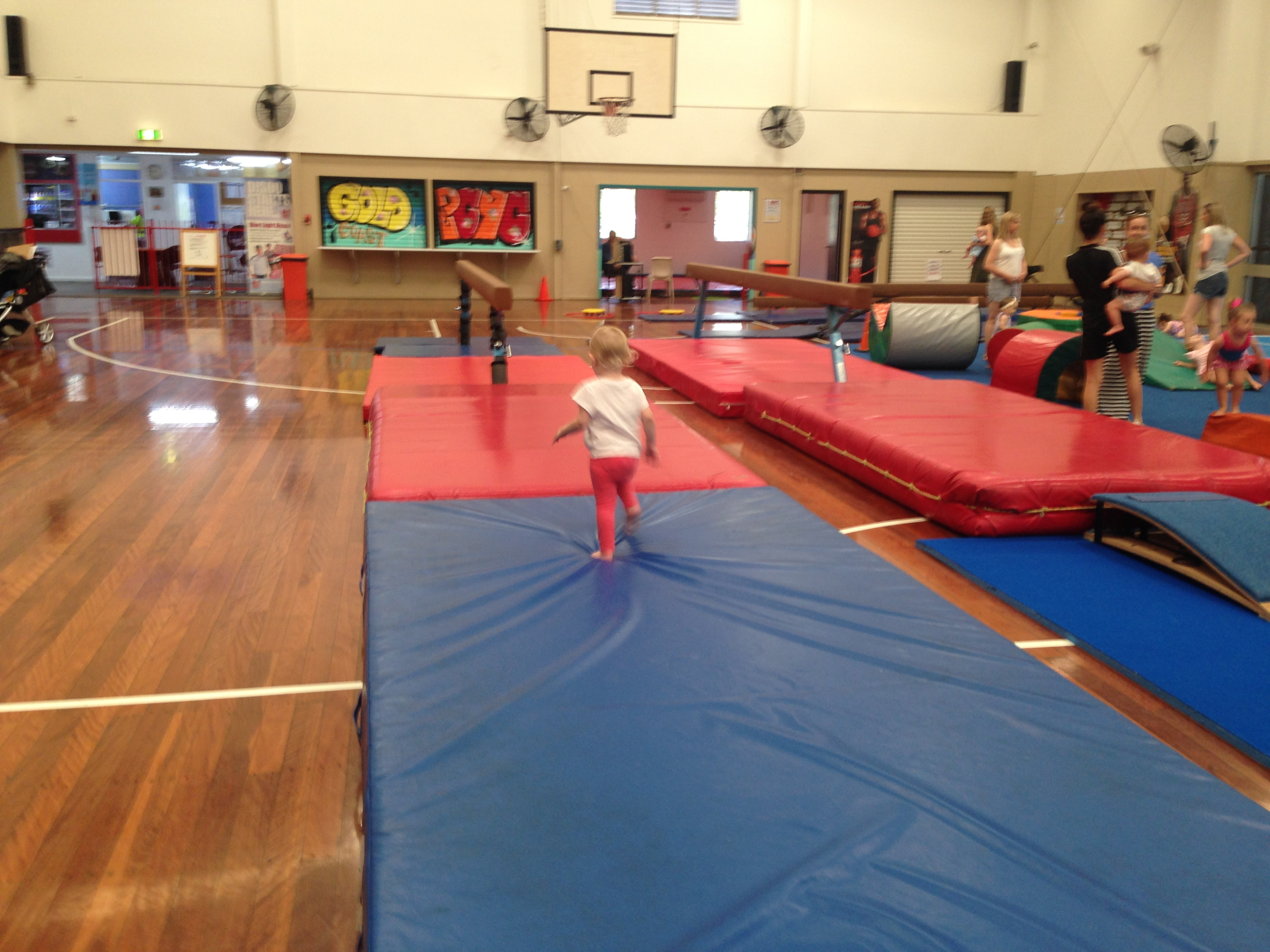 Move & Groove Toddler Class at PCYC - Gold Coast