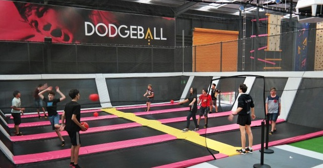 Trampoline park,Indoor Adventure Park,Abseiling,Dodgeball,Slack Line,Battle Beam,trampolining,dodge ball Melbourne,climbing wall,indoor basketball,Latitude park melbourne,