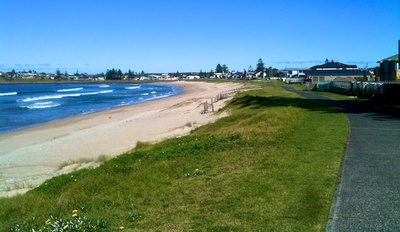 Warilla beachfront