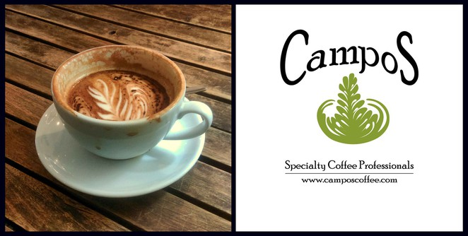where is brisbane's best cappuccino best coffee campos coffee bean cafe