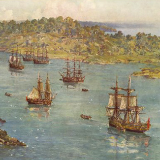 By Sea & Stars: The Story of the First Fleet - Book Review - Everywhere