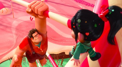 wreck it ralph, cinema, film, disney