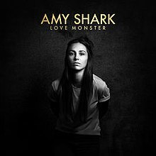 amy shark, love monster, album, cover, music, Australia