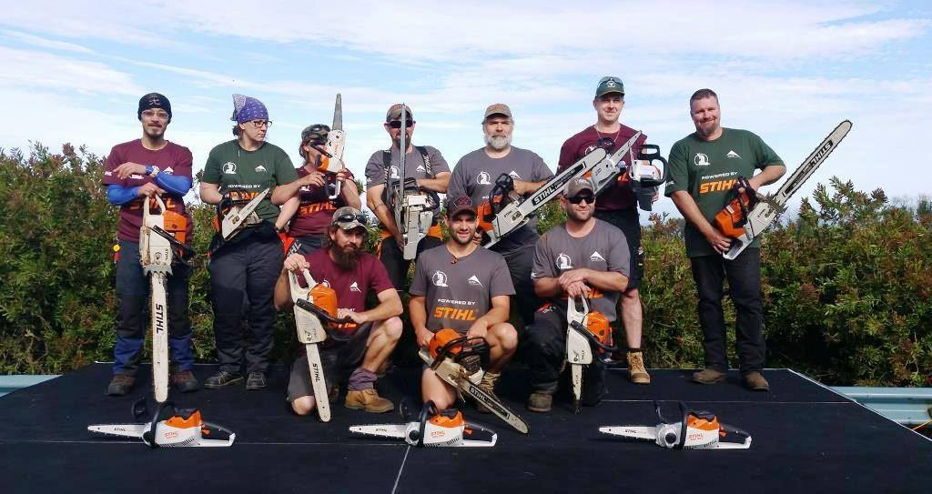 Australian chainsaw carving championships melbourne