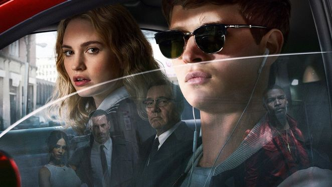Baby Driver, Ansel Elgort, films of 2017