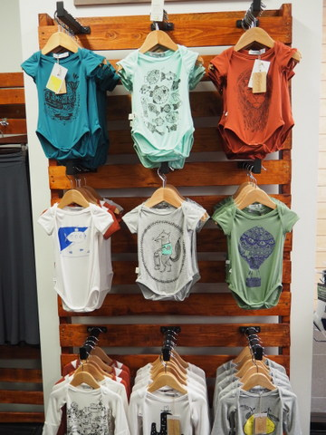 bamboo baby clothes, Wild Earth Creations, Mroochydore, bamboo,