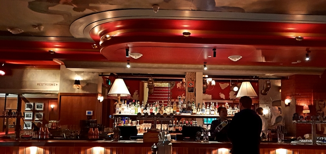 Bar, drinks, pub, Sydney, Art Deco, vintage
