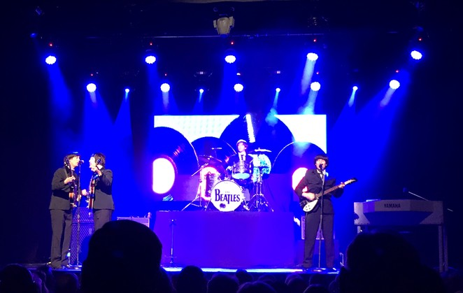 beatlemania, beatles, concert, live, performance, athenaeum, tribute show, nightlife, band, entertaining, musical, theatre