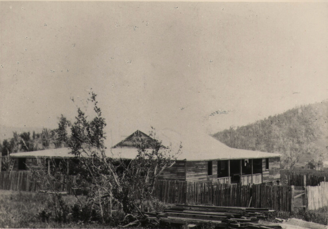 Bicton rebuilt after the cyclone