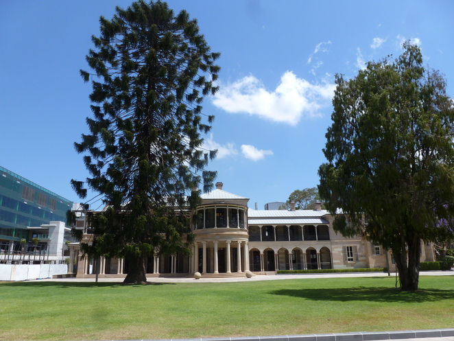 Brisbane Open House 2016,Old Government House