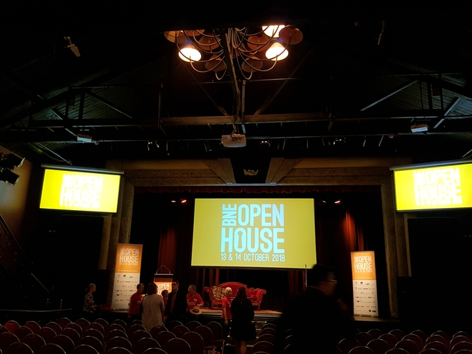 Brisbane Open House, The tivoli, Fortitude Valley