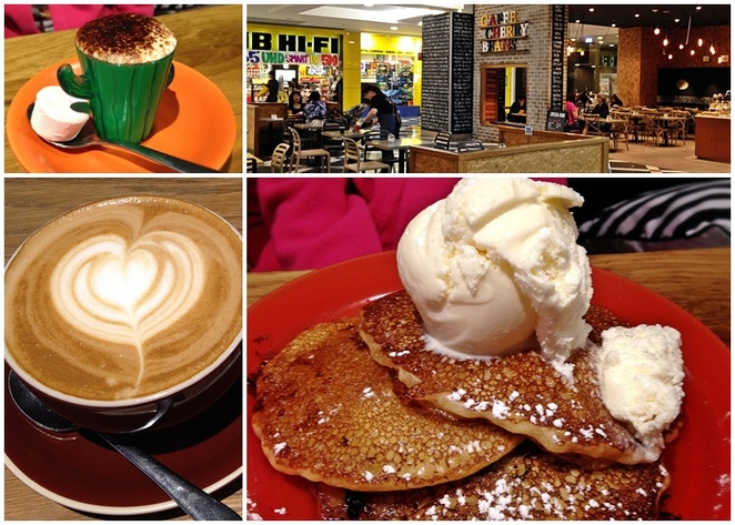 caffe cherry beans, woden, playworld, family friendly, breakfast, brunch, canberra, ACT,