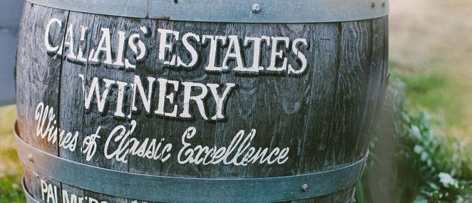 calais estate, hunter valley wineries