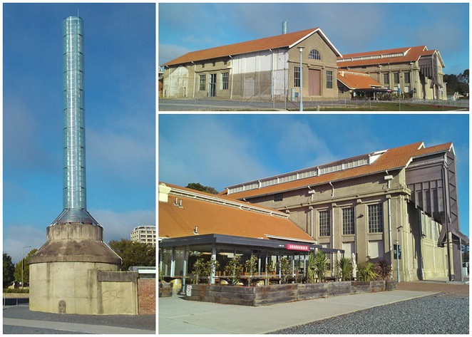 canberra glassworks, kingston power house, brod burger, ACT, historical tours, tours, art, history,