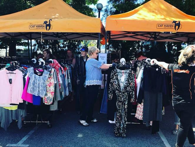 Cat Haven Wet Nose Day Pre-loved Clothing