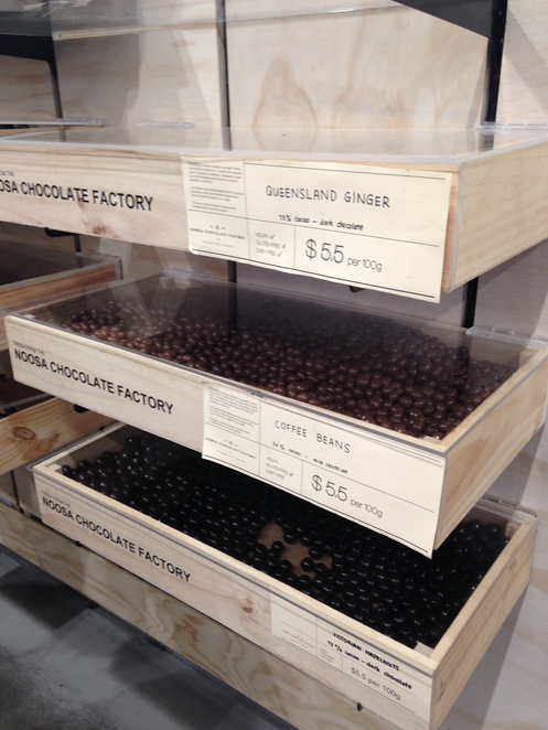 Chocolate coffee bars, dessert bars, chocolate outlet, noosa chocolate