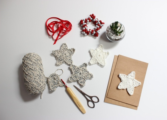 Christmas Crochet Workshop, North Manly