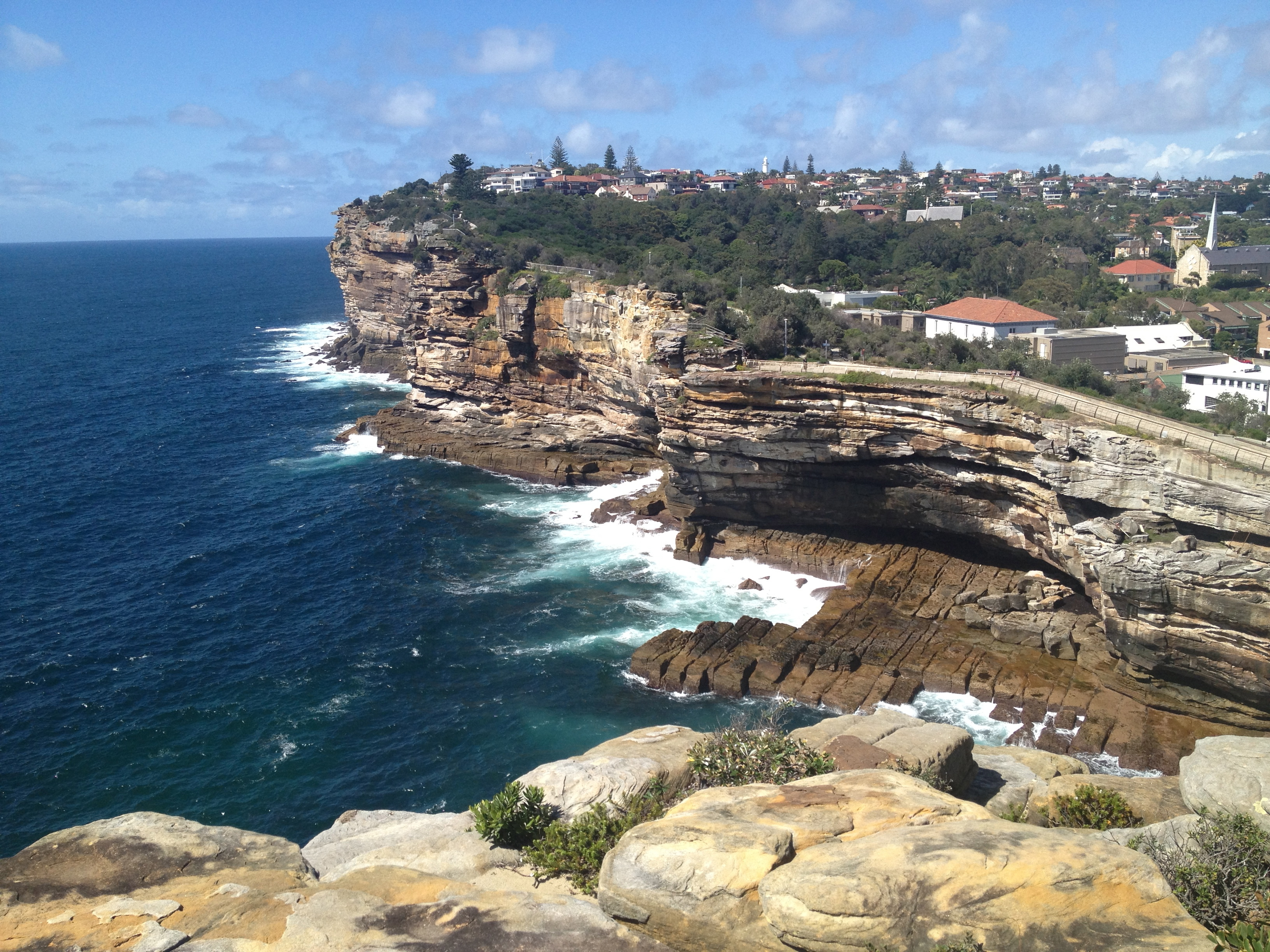 What to do in Watsons Bay - New South Wales Pacific Ocean Waves