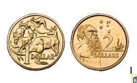 Image Courtesy of Wikipedia - Royal Australian Mint