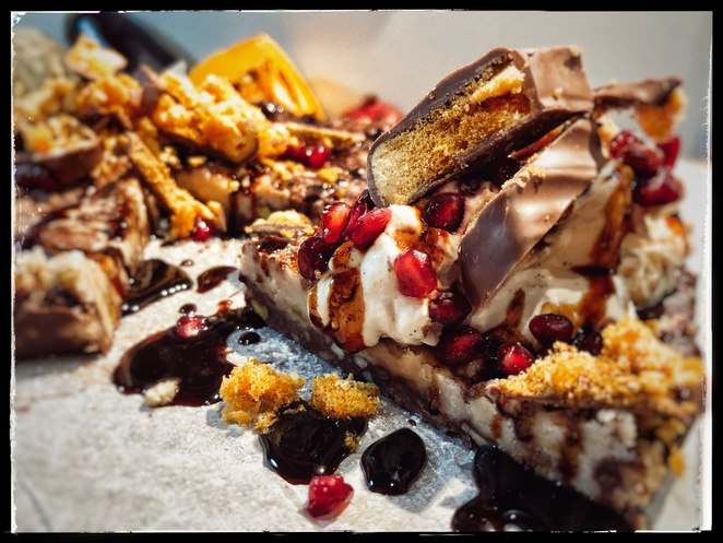 Delicious Desserts at Kitchen Confidence