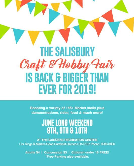 craft, fair, salisbury, long weekend, june, 2019