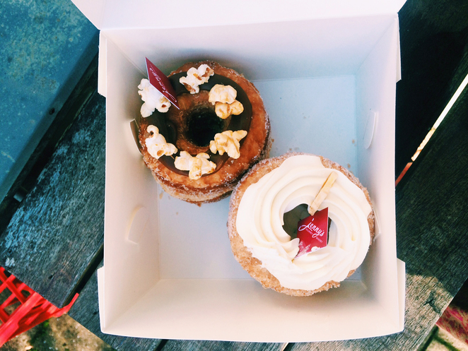 cronuts, doughnuts, croissants, cronuts in adelaide