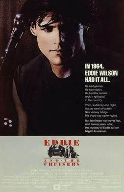 Eddie And The Cruisers, movie, film, poster