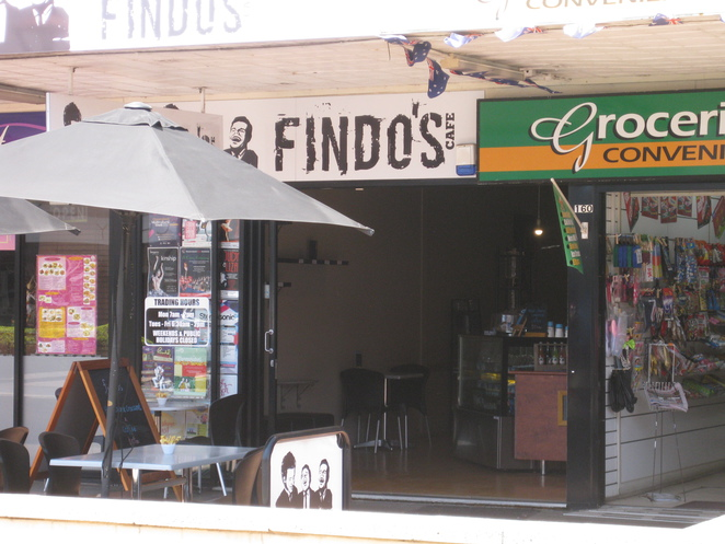 Findo's Cafe Eat Street