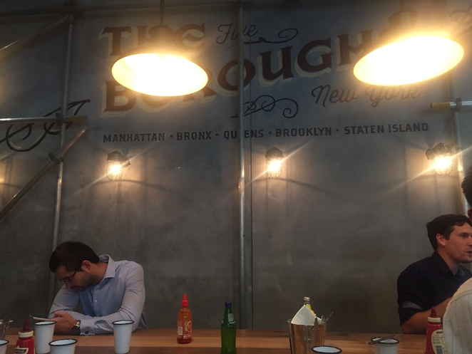 five points, 5 points burgers, new york style, north sydney, burgerclub, burgers