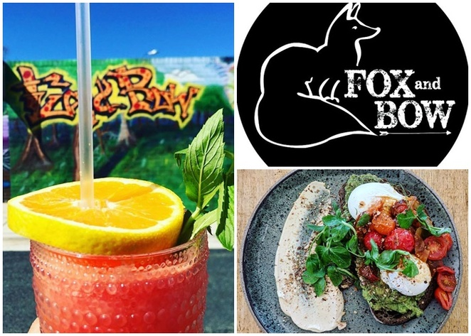 fox and bow, farrer, canberra, ACT, breakfast, lunch, family friendly, cafes, coffee, woden, best cafes in woden,