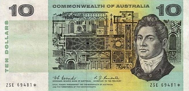 francis greenway, wikapedia, original 10 dollar note, greenway, canberra, suburb, top things to do in greenway, tuggeranong town centre, why is it called greenway, south canberra, notes, banknotes, paper notes, who is on the 10 dollar note, ACT,