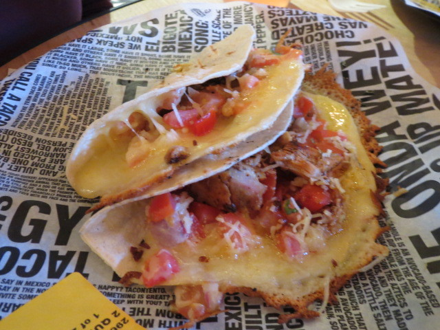 Guzman Y Gomez, Chicken Quesadillas, Adelaide