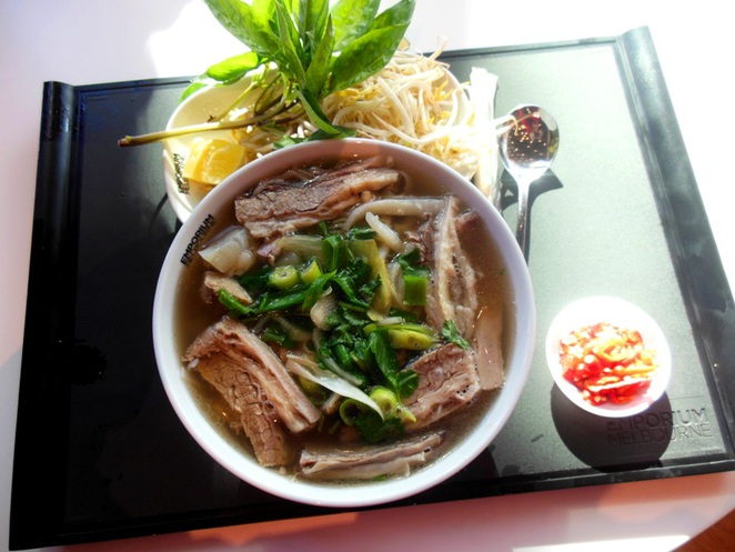 i love pho express special beef combo