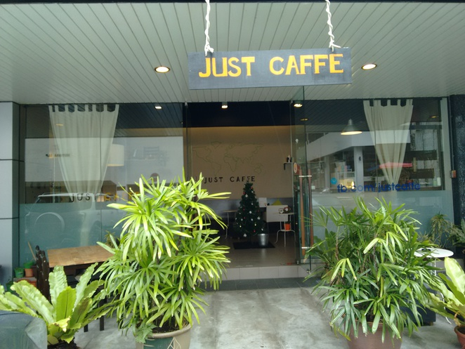 just caffe georgetown jalan green hall cafe coffee sandwiches