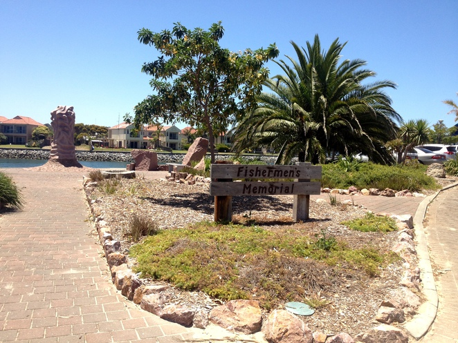 fishermen's memorial port lincoln